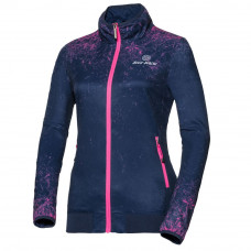 Bidi Badu Liza Tech Jacket - darkblue/pink