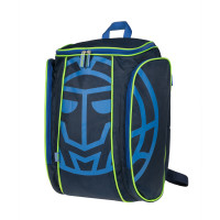 Bidi Badu Adisa Backpack - darkblue/neongreen (SP19)