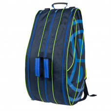 Bidi Badu Saba Racketbag - darkblue/neongreen (SP19)